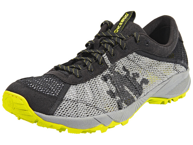 Icebug Mist2 RB9X - Chaussures running Homme - gris